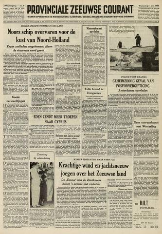 Provinciale Zeeuwse Courant 1956-01-11