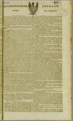 Middelburgsche Courant 1817-09-20