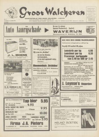 Groot Walcheren 1970-10-29