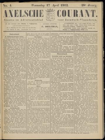 Axelsche Courant 1912-04-17