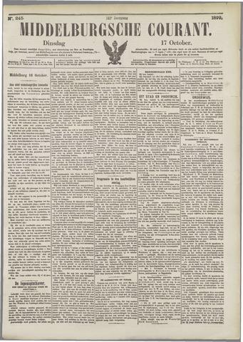 Middelburgsche Courant 1899-10-17
