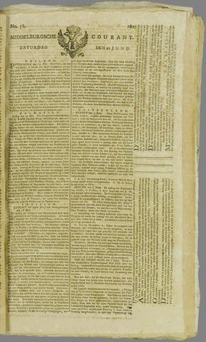 Middelburgsche Courant 1807-06-20