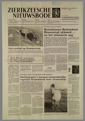 Zierikzeesche Nieuwsbode 1984-09-27