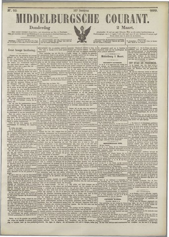 Middelburgsche Courant 1899-03-02