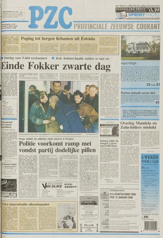 Provinciale Zeeuwse Courant 1996-03-16