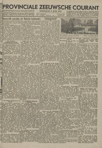 Provinciale Zeeuwse Courant 1943-06-02