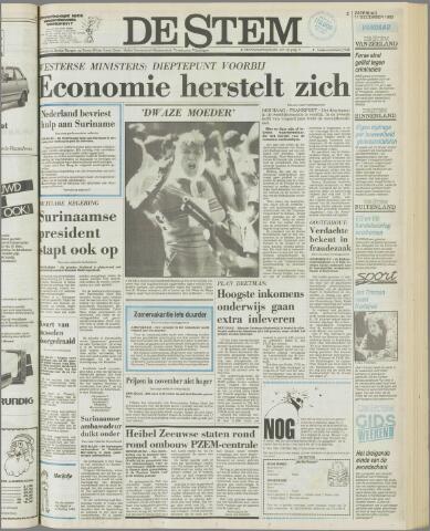 de Stem 1982-12-11