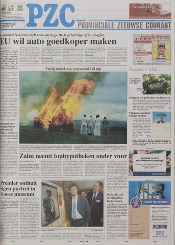Provinciale Zeeuwse Courant 2005-07-06