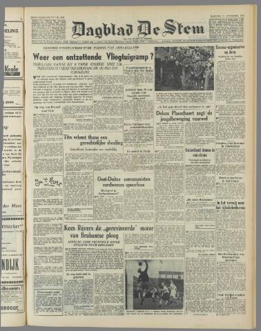 de Stem 1949-11-21