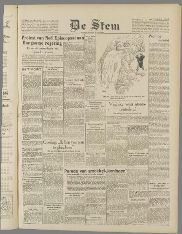 de Stem 1948-10-02