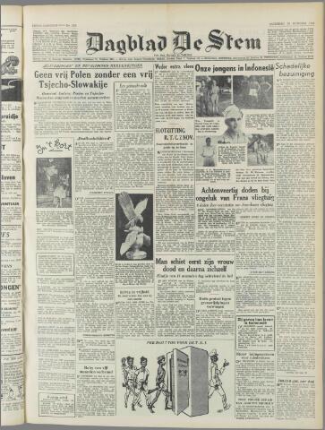 de Stem 1949-10-29