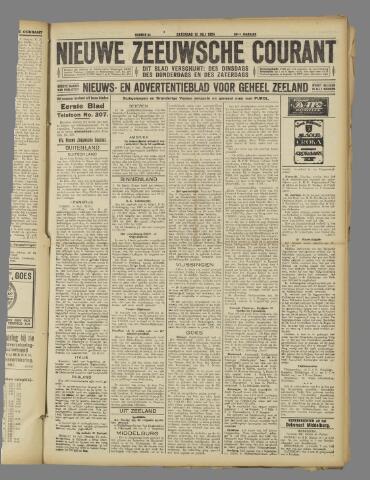 Nieuwe Zeeuwsche Courant 1924-07-12