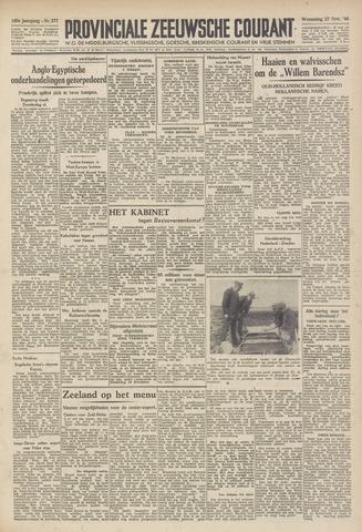 Provinciale Zeeuwse Courant 1946-11-27