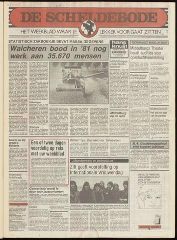 Scheldebode 1983-03-02