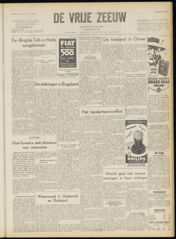 de Vrije Zeeuw 1957-07-25
