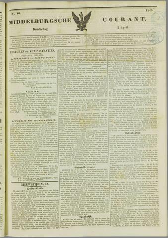 Middelburgsche Courant 1846-04-02
