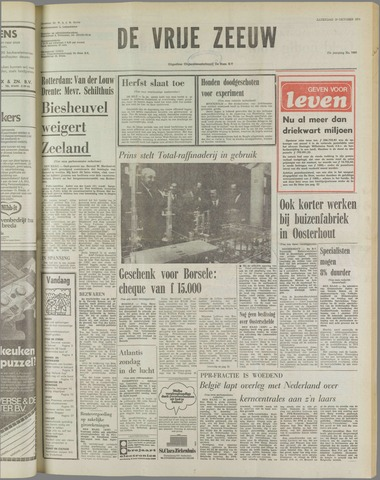 de Vrije Zeeuw 1974-10-19