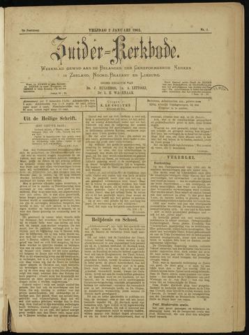 Zuider Kerkbode, Weekblad gewijd aan de belangen der gereformeerde kerken in Zeeland, Noord-Brabant en Limburg. 1903