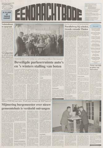 Eendrachtbode (1945-heden)/Mededeelingenblad voor het eiland Tholen (1944/45) 1999-01-14