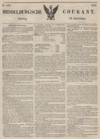 Middelburgsche Courant 1869-09-28