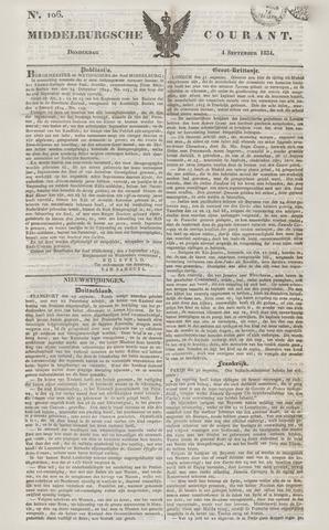 Middelburgsche Courant 1834-09-04