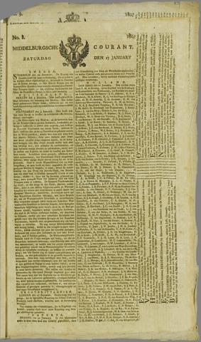 Middelburgsche Courant 1807-01-17