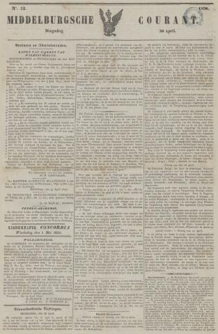Middelburgsche Courant 1850-04-30