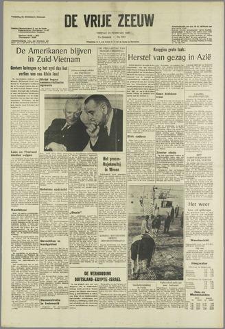 de Vrije Zeeuw 1965-02-19