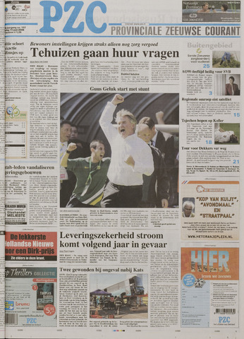 Provinciale Zeeuwse Courant 2006-06-13