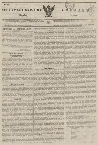 Middelburgsche Courant 1844-03-05