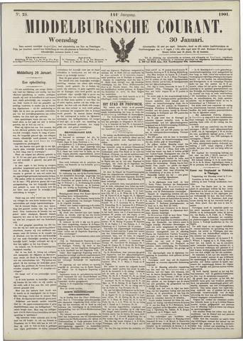 Middelburgsche Courant 1901-01-30