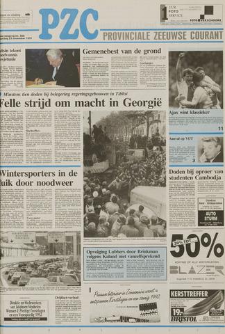 Provinciale Zeeuwse Courant 1991-12-23
