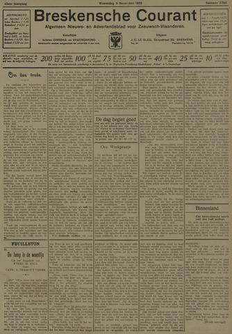 Breskensche Courant 1932-11-09