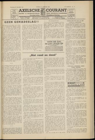 Axelsche Courant 1953-02-21