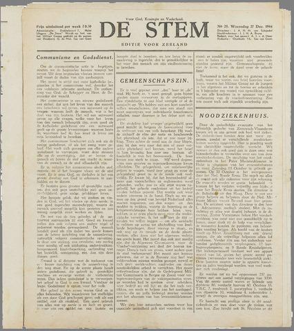 de Stem 1944-12-27