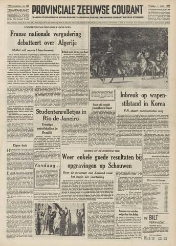 Provinciale Zeeuwse Courant 1956-06-01