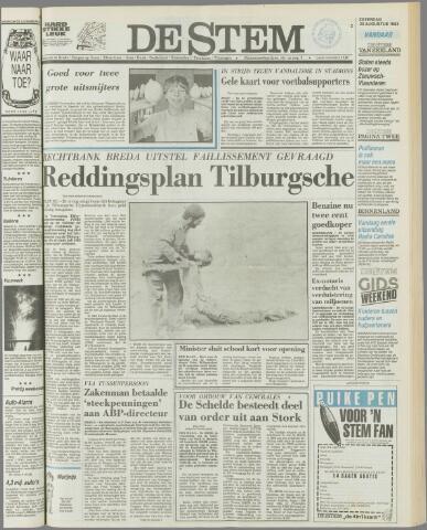 de Stem 1983-08-20