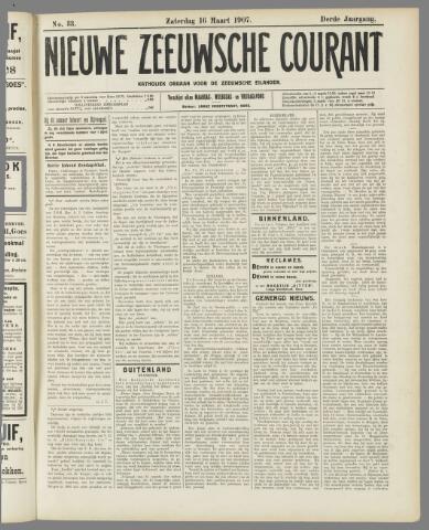 Nieuwe Zeeuwsche Courant 1907-03-16