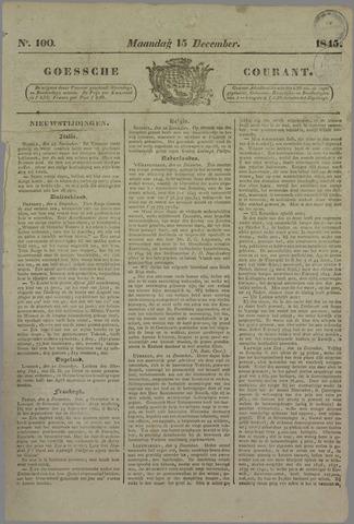 Goessche Courant 1845-12-15