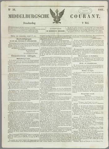 Middelburgsche Courant 1861-05-09