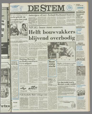 de Stem 1983-01-14