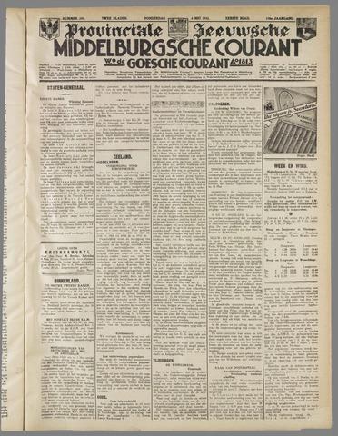 Middelburgsche Courant 1933-05-04