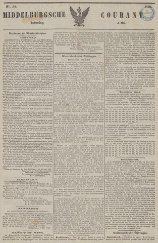 Middelburgsche Courant 1850-05-04