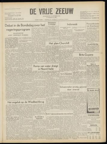 de Vrije Zeeuw 1953-10-29