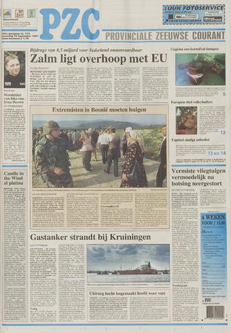 Provinciale Zeeuwse Courant 1997-09-15