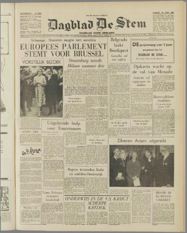 de Stem 1958-06-24