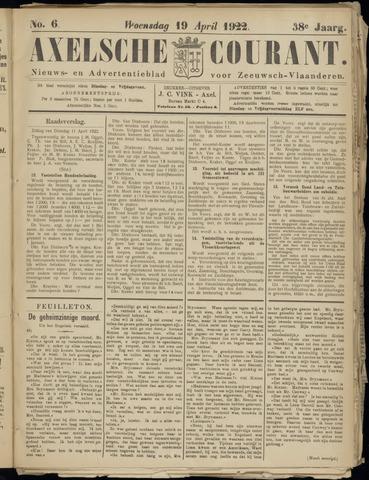 Axelsche Courant 1922-04-19