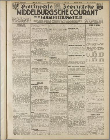 Middelburgsche Courant 1935-04-11