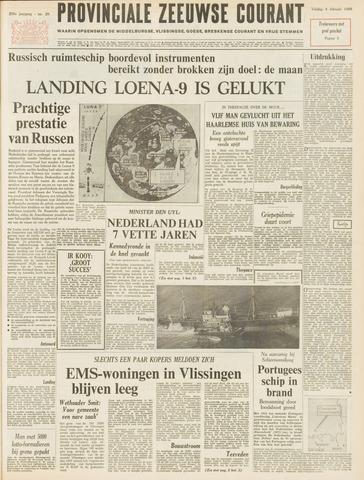 Provinciale Zeeuwse Courant 1966-02-04