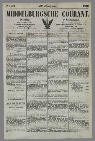 Middelburgsche Courant 1879-09-09